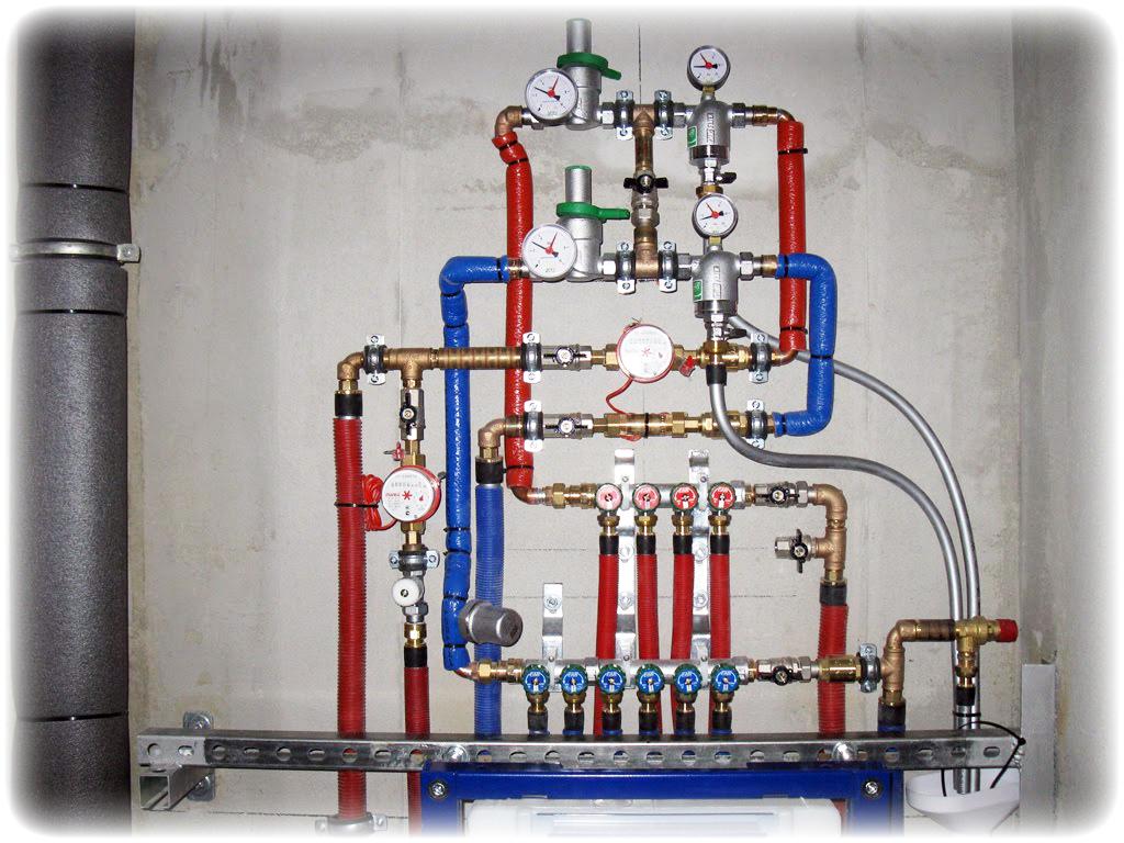 Водопровод в квартире своими руками фото